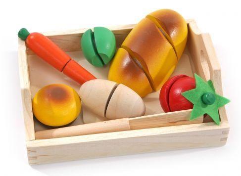 Готовим завтрак Игрушка деревянная МДИ