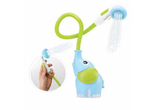 Yookidoo игрушка водная душ Слоненок голубой