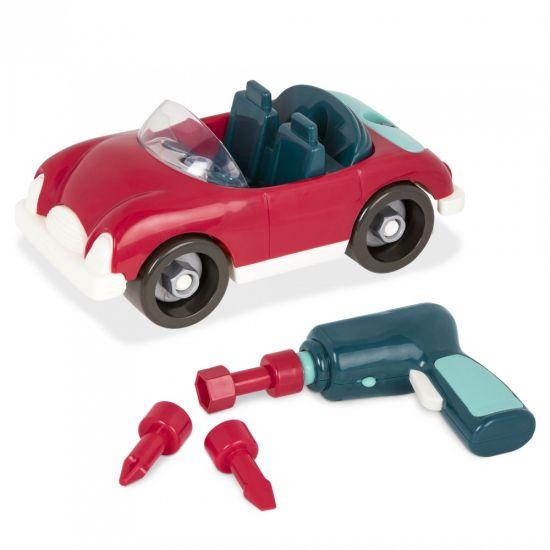 Игрушка-конструктор Кабриолет 22 элемента B.Toys (Battat)