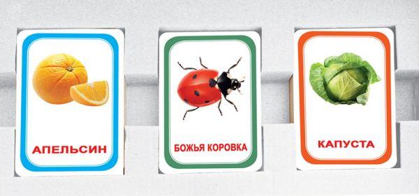 Парочки выпуск 3 Вундеркинд с пеленок 60 ламинированных карточек