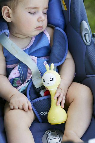 Желтый Зайка alilo R1 Музыкальная игрушка