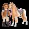 Лошадь породы Паломино 50 см с аксессуарами Our Generation
