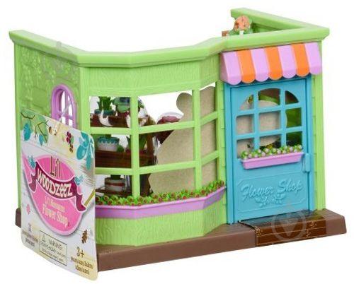 Набор игровой Цветочный магазин с аксессуарами Li'l Woodzeez