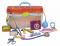 Набор игровой медицинский с оранжевой крышкой B.Toys (Battat)