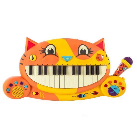 Игрушечное мини-пианино Котофон B.Toys (Battat)