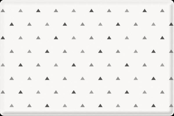 Двухсторонний коврик Bubble play  210x140x4 см (нежные Совы/Елочки)