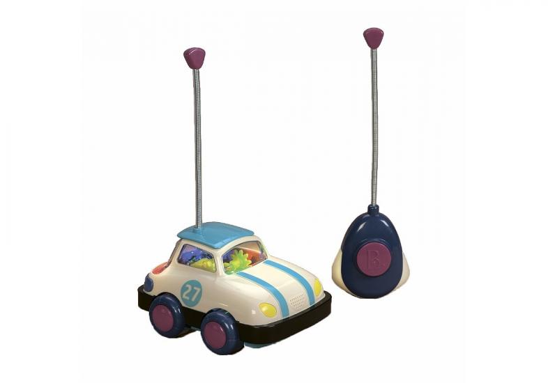 Машинка на пульте управления B.Toys (Battat) синяя