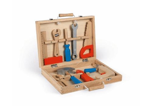 Набор инструментов Brico'Kids в чемоданчике