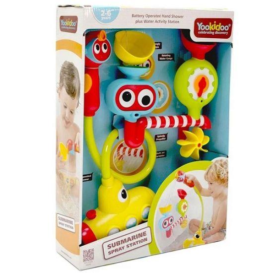 Yookidoo игрушка водная Подводная лодка