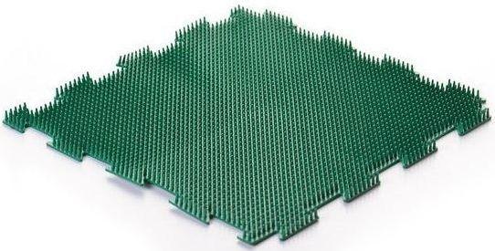 Травка мягкая Ортодон детский массажный коврик 1 шт.