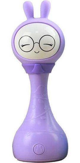 Музыкальная игрушка. Умный зайка alilo R1+ YoYo фиолетовый